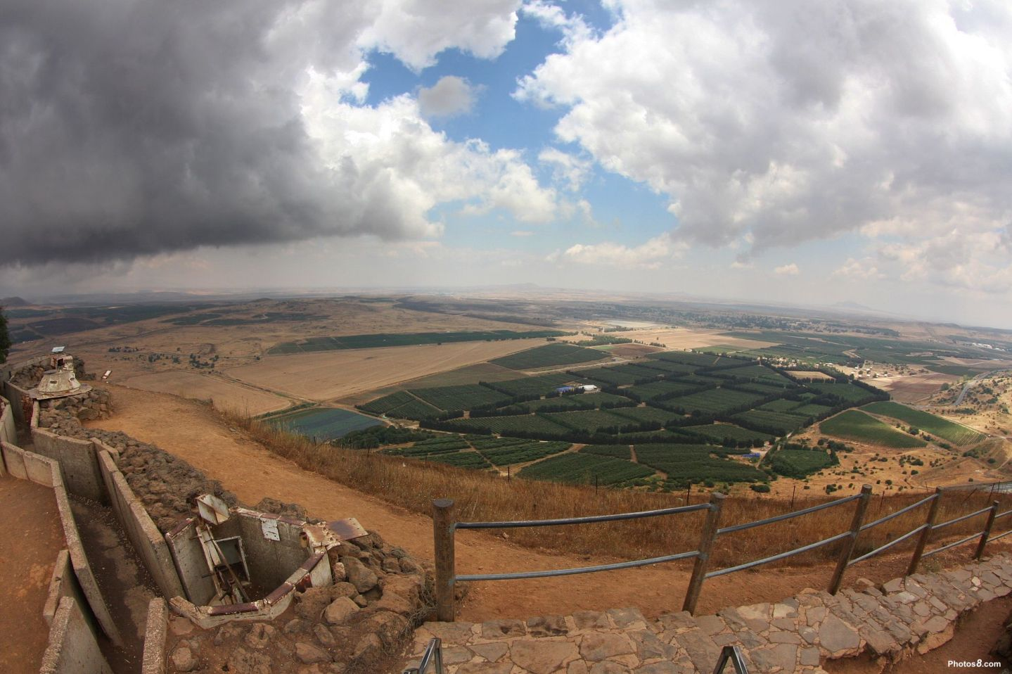Golan Lookout